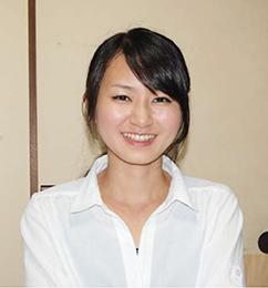 三代目(修行中) 上田江美子氏