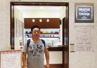 シンガポールにあるSINGAPORE TAKASHIMAYA店にて