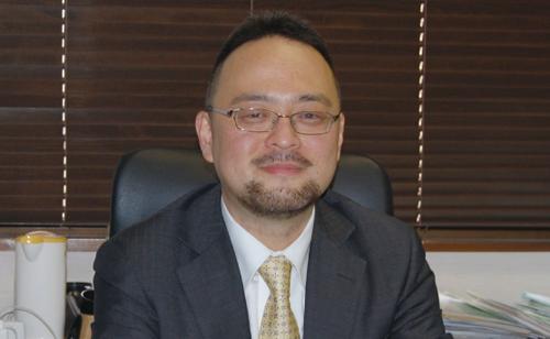 代表取締役社長 橋本和宏氏