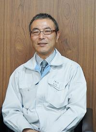 代表取締役社長 佐々木秀社長
