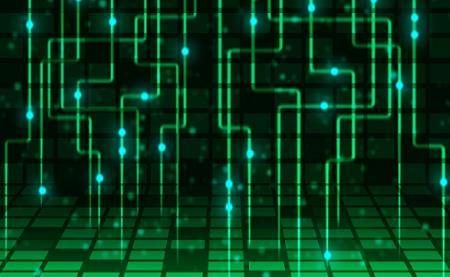 サイバースペース イメージ