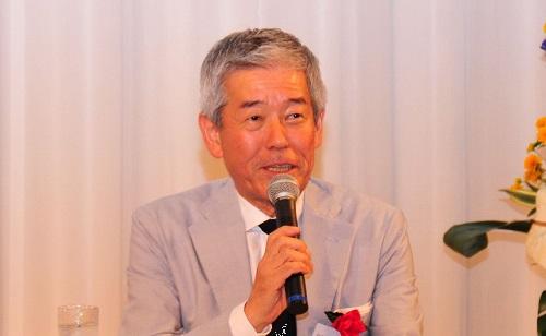旭酒造株式会社 代表取締役社長 桜井 博志氏