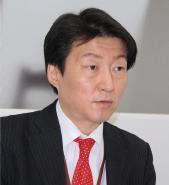 電子情報利活用研究部 部長 坂下哲也氏