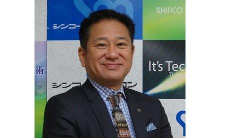 株式会社シンコーメタリコン 代表取締役社長 立石豊氏